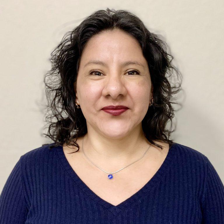 Marta Villela, Senior Registry Specialist of IHSS PA Marin